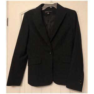 Casual corner black suit set